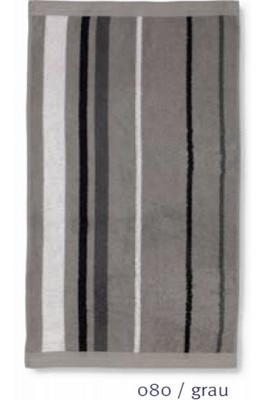 JMA Walk Frottier Serie   Rits Royal  , Streifen, Farbe: grau