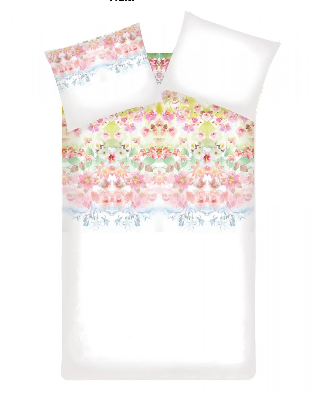 beddinghouse satin bettw sche floral symphony multi. Black Bedroom Furniture Sets. Home Design Ideas