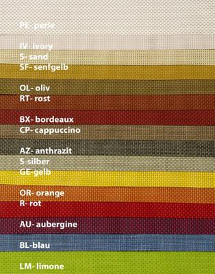 Pichler Tischset TWIST 4er-Set, 35/48 cm, in 14 Farben