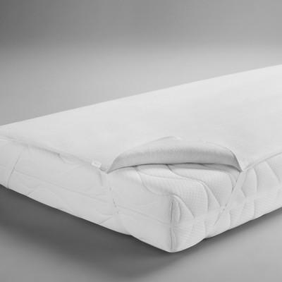Dormisette 3lagige Premium Matratzen-Auflage Q70 atmungsaktiv und wasserdicht