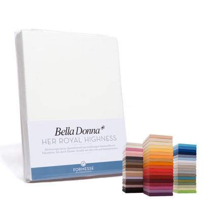 Formesse Spannbettlaken Jersey Bella Donna 140x200 bis 160x220 cm