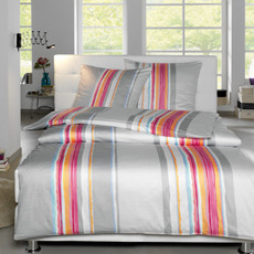 Estella Bettwäsche Laif Mako-Satin 7861-985 multicolor