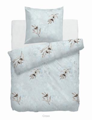 HnL Velvet-Touch Bettwäsche Crosa Multi  aus Baumwolle