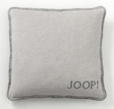 Joop! Kissenhülle Baumwollmischung Rauch / Graphit Größe 50x50 cm