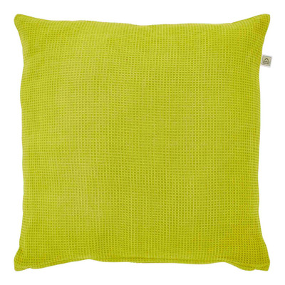 dutch decor Kissenbezug Trapico lime 45x45 cm