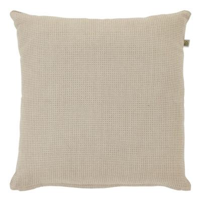dutch decor Kissenbezug Trapico beige 45x45 cm