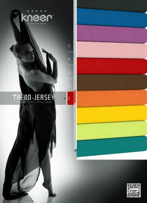 Spannbetttuch Kneer Q65 Trend-Jersey 90/190-100x200 cm  100% Baumwolle mehrere Farben