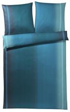 JOOP! Mako-Satin Bettwäsche Motion  4061-4 lagune Farbverlauf in zwei Größen