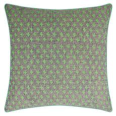 pad concept - Kissenhülle  Hajo  Kaktus grau, Kakteen grün, 40x40 cm