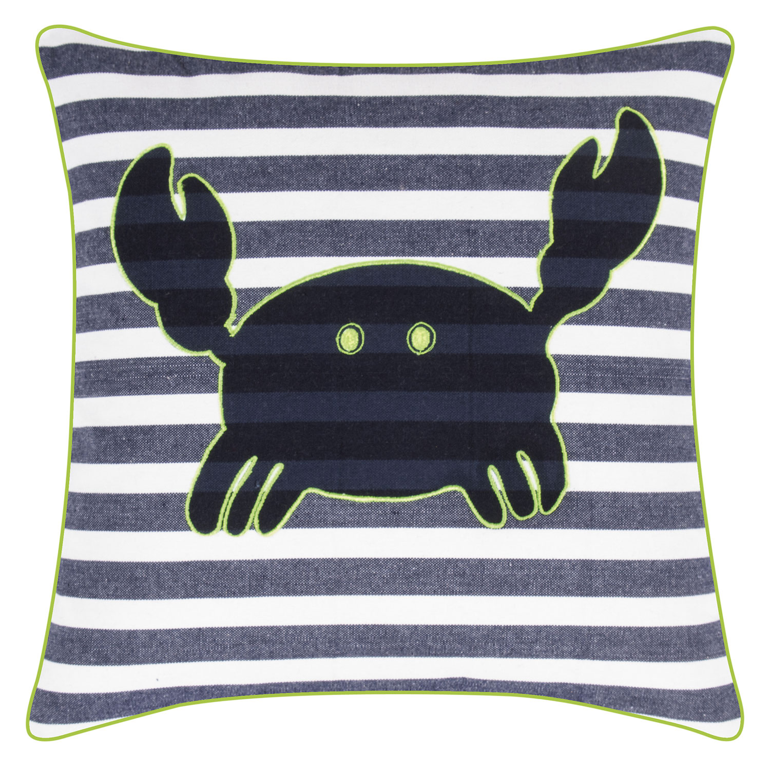 pad kissenh lle mr crab 40 x 40 cm marine. Black Bedroom Furniture Sets. Home Design Ideas