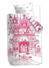 Beddinghouse Kinderbettwäsche KIDS Fairy Palace 135 x 200 cm | Baumwolle