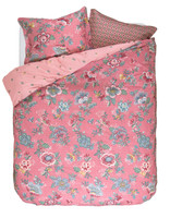 PiP Studio Bettwäsche Berry Bird | pink | 100 % Baumwolle