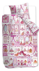 Beddinghouse Bettwäsche | KIDS PRINCESS WA | Pink - 135 x 200