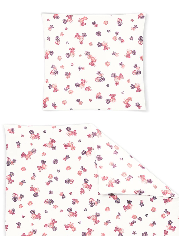 Irisette Soft Jersey Bettwäsche Luna 8748 60 Rosa