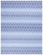 Biederlack Wohndecke Sunny Side blau  150 x 200 cm  Materialmix