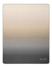 JOOP! Ombre Wohndecke 150 cm x 200 cm sand-natur Baumwollmischung