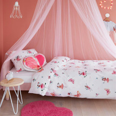 Beddinghouse Butterfly Girl pink