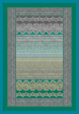 Bassetti wohndecke Plaid | BRUNELLESCHI V4 - 135 x 190 cm weich kuschelig