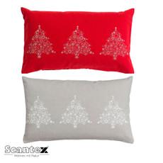 Scantex Kissenhülle  Candela 30 x 50 cm Baumwolle mit RV Weihnachten festlich