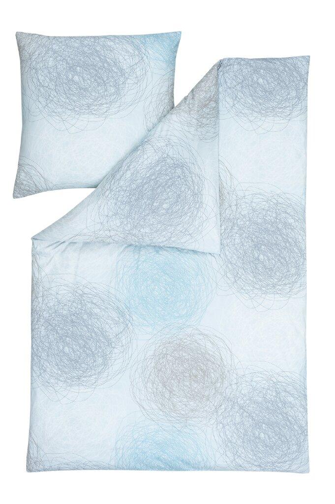 estella bettw sche mako interlock jersey ari 6847 665 aqua. Black Bedroom Furniture Sets. Home Design Ideas