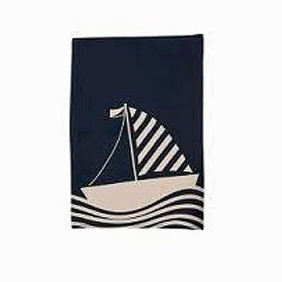 Scantex maritimes Geschirrtuch Sail 45 x 65 cm 100 % Baumwolle