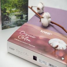 Spannbetttuch Kneer OS Organic Cotton Stretch in drei Größen und 10 Farben