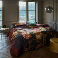 Beddinghouse Baumwollsatin Bettwäsche van Gogh Gladioli rot aus 100% Baumwolle