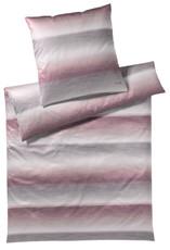 JOOP! Mako-Satin Bettwäsche Vague 4086-1 rosy-dawn Blockstreifen Farbverlauf