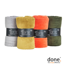 done.® Wohndecke SOFTIE 150 x 200 cm
