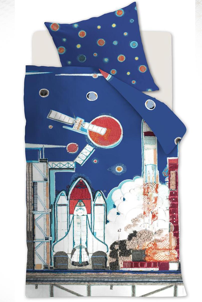 Best For Kids 100/% Bettset Decke Kissen Kinderdecke 4 Jahreszeiten Microfaser Gr 100 x 135 cm