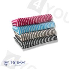 Ross Handtuch 4075 quer gestreift 50 x 100 cm Frottee 100% Baumwolle