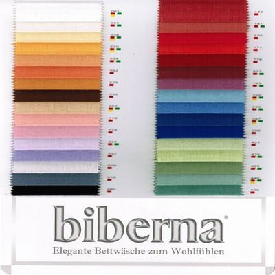 Biberna Feinbiber Spannbetttuch Delux 140/200-160/200cm